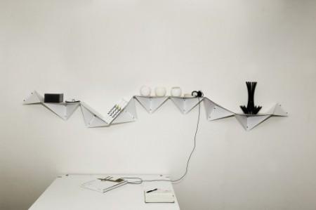 Rhythm shelf