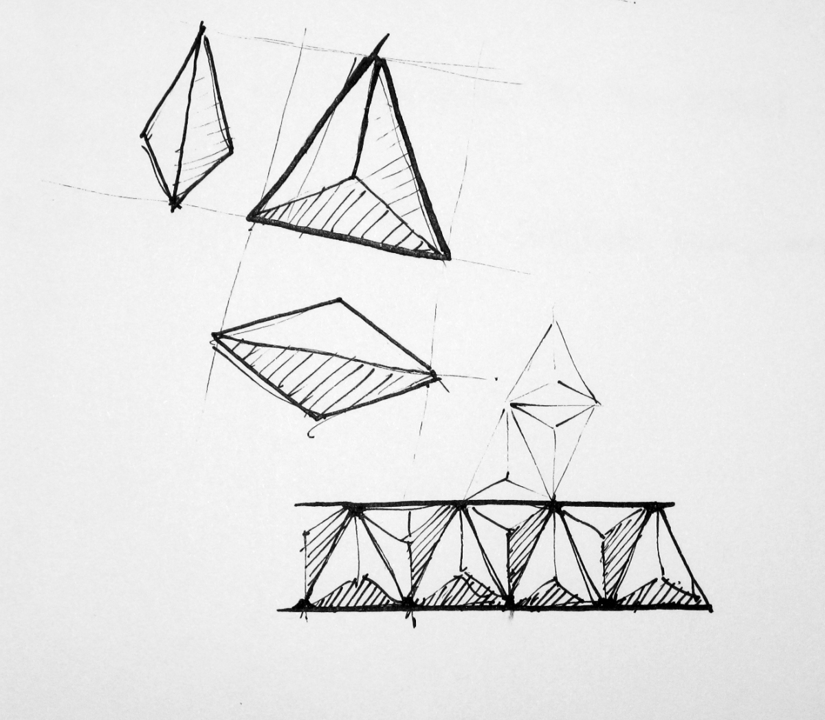 Triangles Sketch