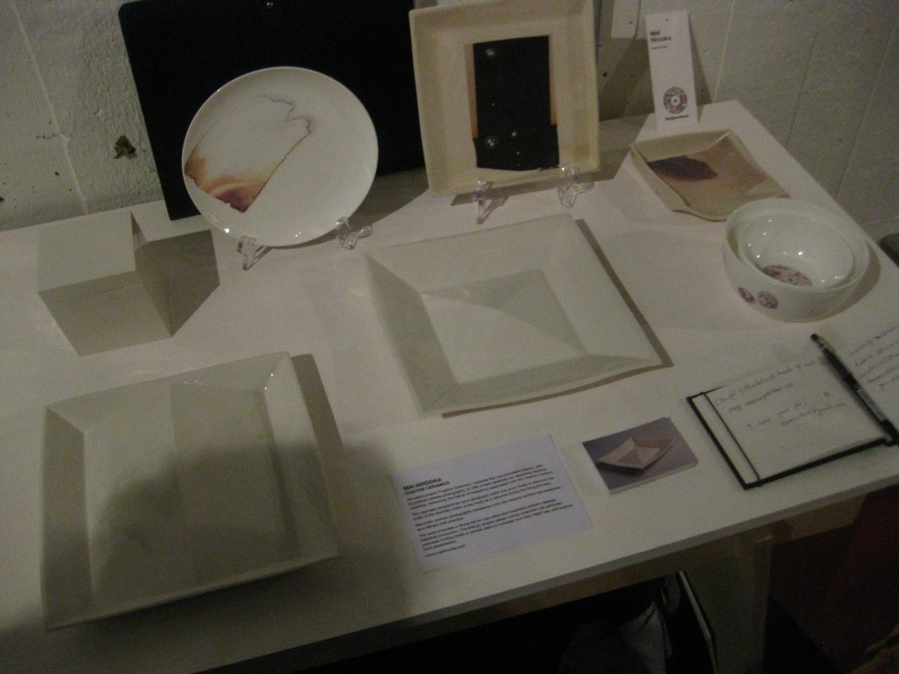 Mai Hirooka Ceramics